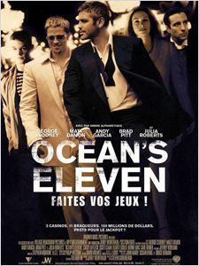 Ocean's Eleven (11) affiche