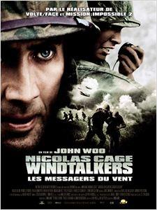 Windtalkers, les messagers du vent affiche