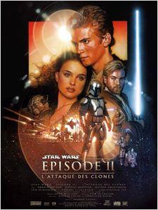 Star Wars : Episode II - L'Attaque des clones affiche