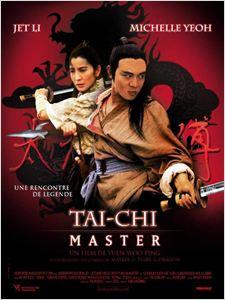 Tai chi master affiche