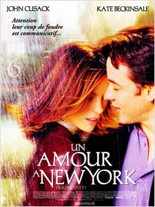Un amour à New York affiche