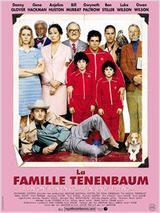 La Famille Tenenbaum affiche