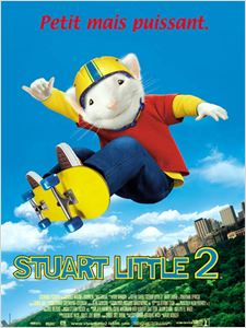 Stuart Little 2 affiche
