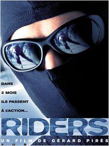 Riders affiche