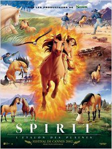 Spirit, l'étalon des plaines affiche