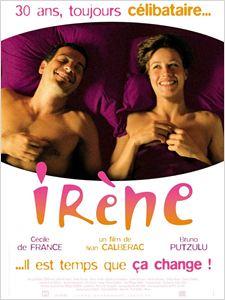 Irène affiche