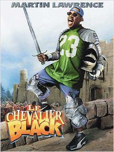 Le Chevalier black affiche