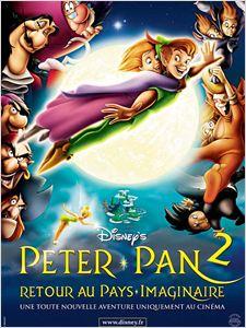 Peter Pan, retour au Pays Imaginaire - 2002 affiche