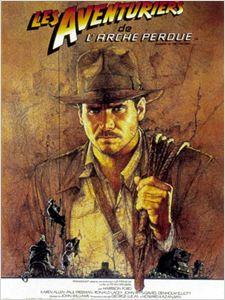 Indiana Jones :  Les Aventuriers de l'Arche perdue ( 1 ) affiche
