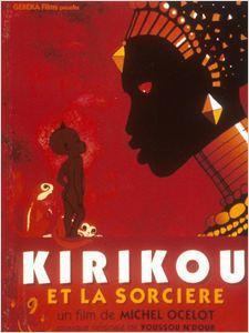 Kirikou et la Sorcière affiche