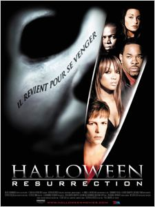 Halloween resurrection fr affiche
