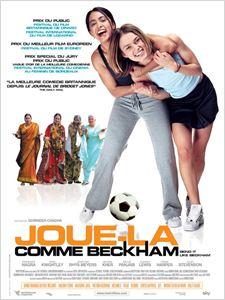 Joue-la comme Beckham affiche