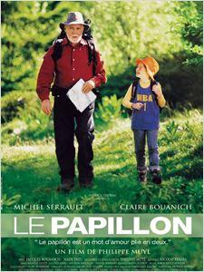 Le Papillon 2002 affiche