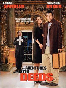 Les Aventures de Mister Deeds affiche
