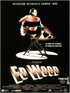 Ed Wood affiche