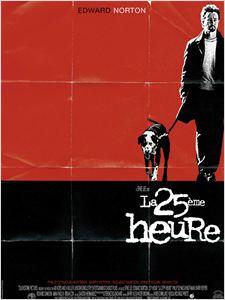 La 25e Heure (24 heures avant la nuit) affiche