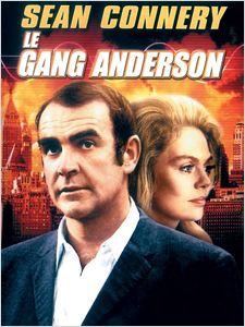 Le Gang Anderson affiche