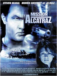 Mission Alcatraz affiche