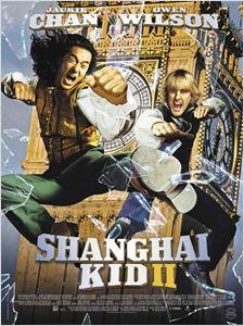 Shanghaï kid II affiche