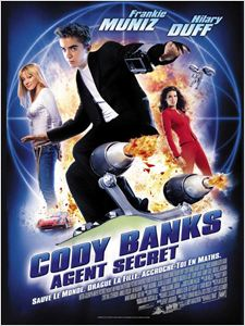Cody Banks : agent secret affiche