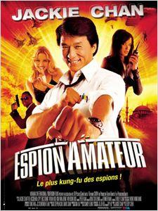 Espion amateur affiche