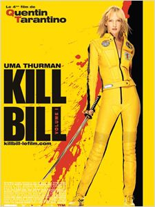 Kill Bill Volume 1 affiche