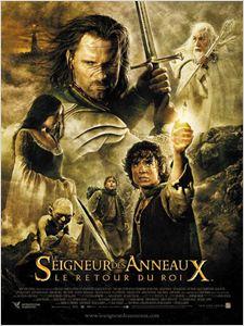Le Seigneur des anneaux 3 - Le retour du Roi ( Version Longue ) affiche
