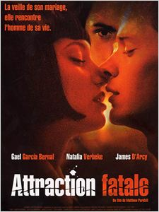 Attraction fatale affiche