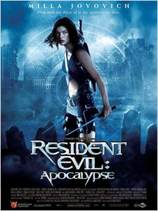 Resident Evil : Apocalypse affiche