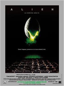 Alien 1 : le huitième passager affiche