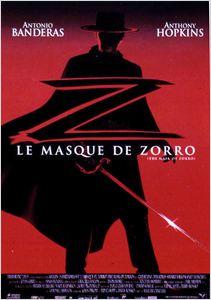 Le Masque de Zorro affiche