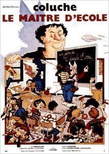 Le Maitre d'école affiche