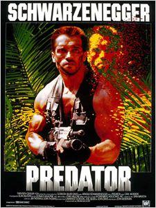 Predator - 1987 affiche
