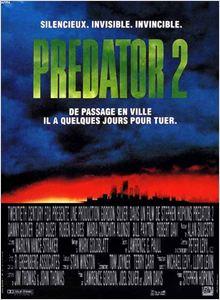 Predator 2 affiche