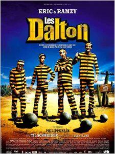 Les Dalton affiche