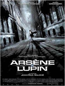 Arsène Lupin affiche