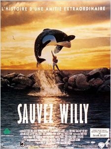 Sauvez Willy (1) affiche