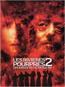 Les Rivières pourpres 2 - les anges de l'apocalypse affiche