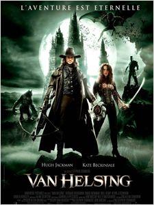 Van Helsing affiche