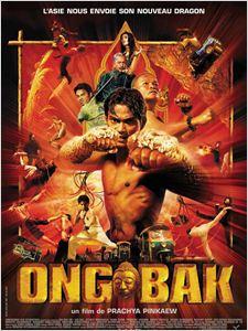 Ong-Bak affiche