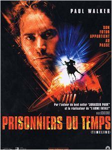 Prisonniers du temps (Timeline) affiche
