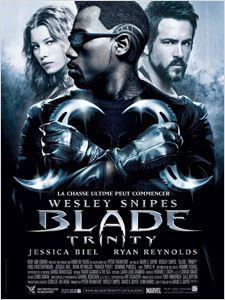 Blade: Trinity (3) affiche