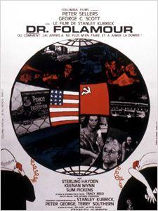 Docteur Folamour affiche