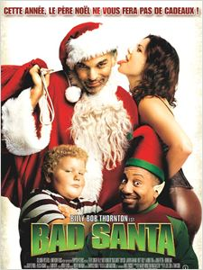 Bad Santa affiche