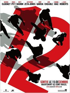 Ocean's Twelve (12) affiche