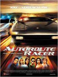 Autoroute racer affiche