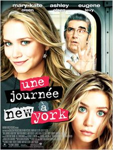 Une Journée à New York affiche