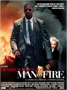 Man on Fire affiche
