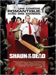 Shaun of the Dead affiche