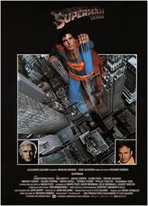 Superman 1978 affiche